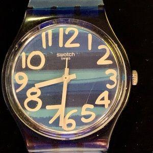 Swatch GN237 Linajola Ladies Quartz Watch